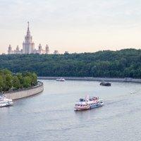 Москва-река :: Софи Гусарова