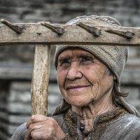 Крепостная крестьянка. :: Виктор Грузнов