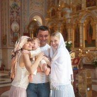 Крещение Луки :: Юлия Кузнецова
