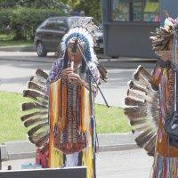 Индейцы :: Albertik Baxton
