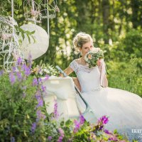 Wedding day   Фотограф - Екатерина Бражнова Стиль/Декор - Екатерина Бражнова Макияж/Прическа - Екате :: Екатерина Бражнова
