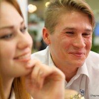 когда юноша смущается :: Олег Лукьянов