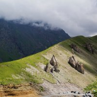 КБР, Джилы-Су, горы, фото 02 :: Наталья Понтус