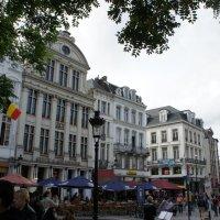Площадь Агора (Agora Square). Магазин Stella Artois - самого популярного в мире бельгийского пива :: Елена Павлова (Смолова)