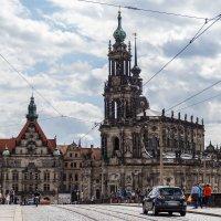 Исторический район Альтштадт в Дрездене :: Вадим *