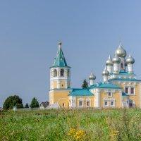 Архангельская область. Матигорская церковь. :: Ирина Кузина
