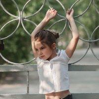 Моя дочь :: Елена Ленком