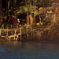 Приют Самарского рыболова-отшельника :: Владимир Сворочаев