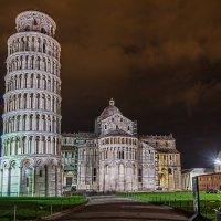 Пизанская башня с необычного ракурса :: Ашот ASHOT Григорян GRIGORYAN