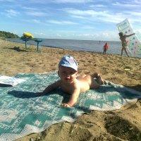 Я на солнышке лежу. :: Нина СТАДНИК