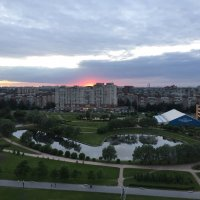 Закат :: Artem Lapshin