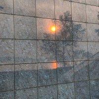 Закат в квадрате (☼²) :: Александр Кутненко