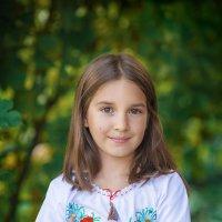 Украиночка :: Виктория Дубровская