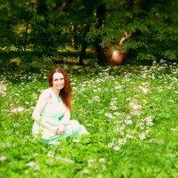 В цветочной траве :) :: Анастасия Белякова
