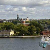 Стокгольм, вершины :: Александр Рябчиков
