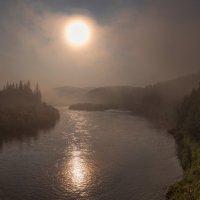 туман на рассвете :: Дамир Белоколенко