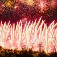 fire festival /moscow 2016 :: Pasha Zhidkov
