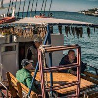 Ялтинские рыбаки :: Вадим