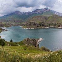 Большое Былымское озеро, КБР :: Макс Сологуб