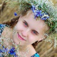 летний портрет :: Yana Odintsova