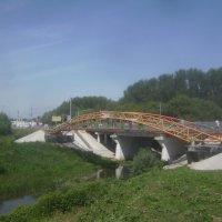 Мост через реку Павловка :: Tarka