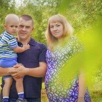 Главное - Семья :: Olga Rosenberg