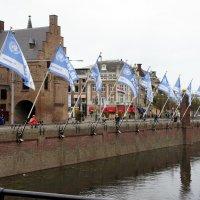 Улица Бейтенхоф (Buitenhof) в Гааге :: Елена Павлова (Смолова)