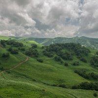 На перевале Гум-Баши :: anatoly Gaponenko