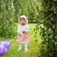 Малышка Лизавета :: Ольга Кан