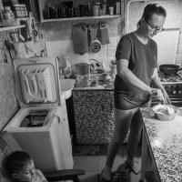 Скоро ужин. :: Алина Тазова