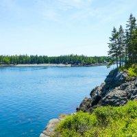 На о.Кампабелло (один из островов в заливе Fundy). Канада. Близ границы с США. :: Юрий Поляков