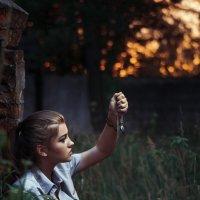 Кладоискательница :: Юлия Сафронова