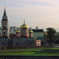 Храм в Барнауле. :: Мила Бовкун
