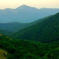 .. Гостеприимные склоны Большого Кавказа всегда ждут вас! :: Арина Дмитриева