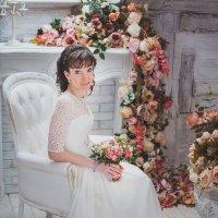 прекрасная невеста :: Дарья Большакова