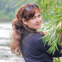 На берегу Ингоды :: Камилла Демидова