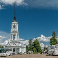 Вблизь Калязино :: Екатерина Рябцева
