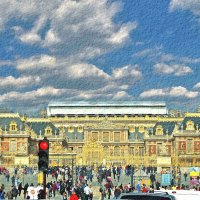 парадный Версаль :: Александр Корчемный