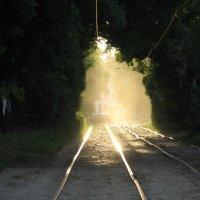 Свет в конце тоннеля?!. :: Алекс Аро Аро