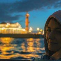 Белые ночи на Неве :: Сергей Х