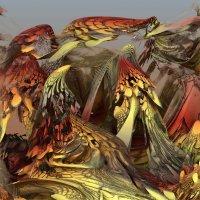 жар-птицы :: linnud
