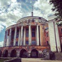 Старое здание :: AristovArt