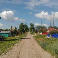 Лето в посёлке :: Владимир Ростовский