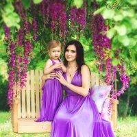 Илона и Вероника :: Ангелина Косова