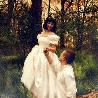 Свадебные сказки... :: Светлана Мизик