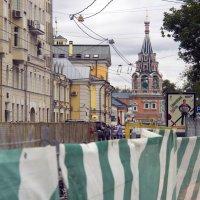 Москва в авангардной одежде :: Владимир Шибинский