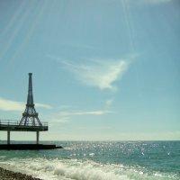 Ялта Масандровский пляж (Своя Франция!!!) :: Юлия Воробьева
