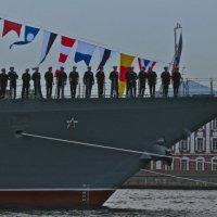 Всех военных моряков с профессиональным праздником! :: Елена