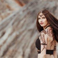 принцесса Марса :: Юлия Серова