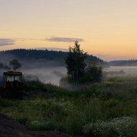 """""""Утро в Харвиа"""" :: Ирэна Мазакина"""